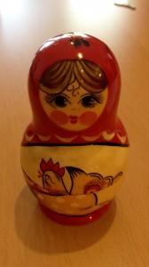 Les poupées russes de Jacqueline GAGGIOTTI à Créteil (94)