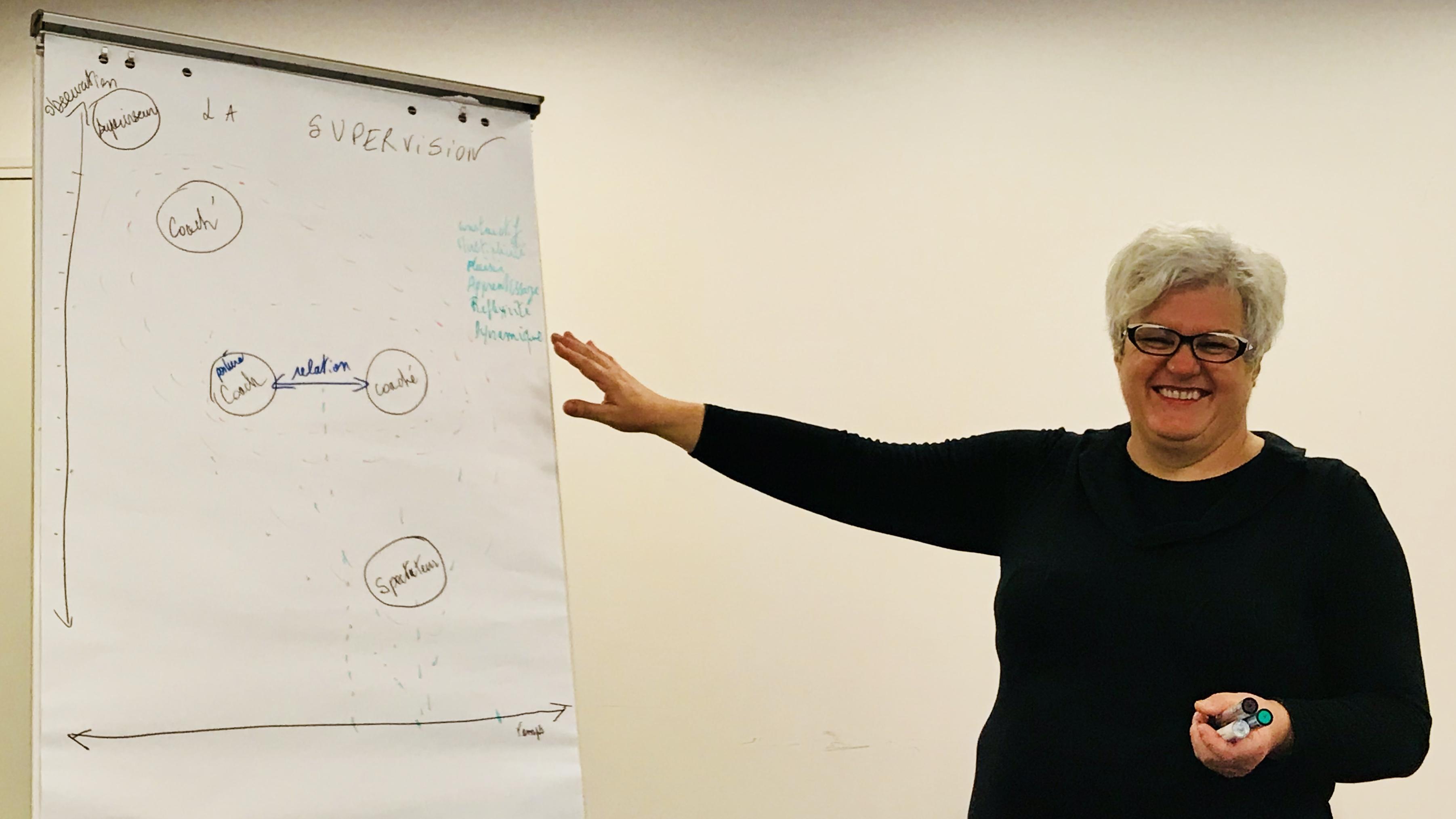 Vivianne VERRY, superviseur pour VALUE ACTION Coaching