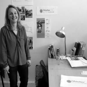 Céline CHARIER, architecte DPLG, lance l'Atelier 2C en Pays-de-Retz