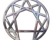 Le symbole de l'ennéagramme