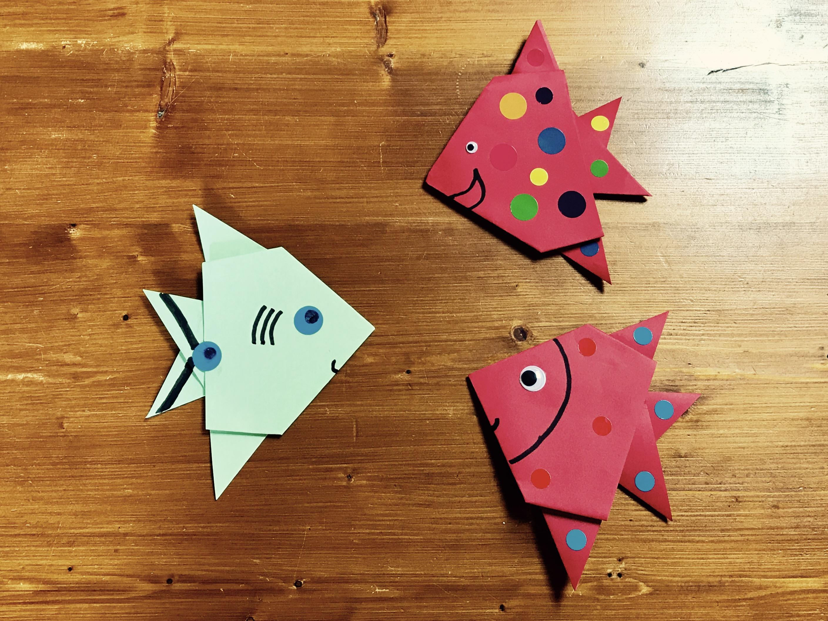 Des poissons d'avril